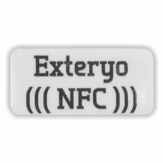 NFC - Sticker for chip 4x4