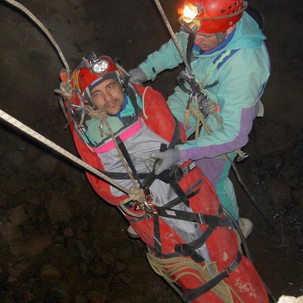 Cave stretcher - 6