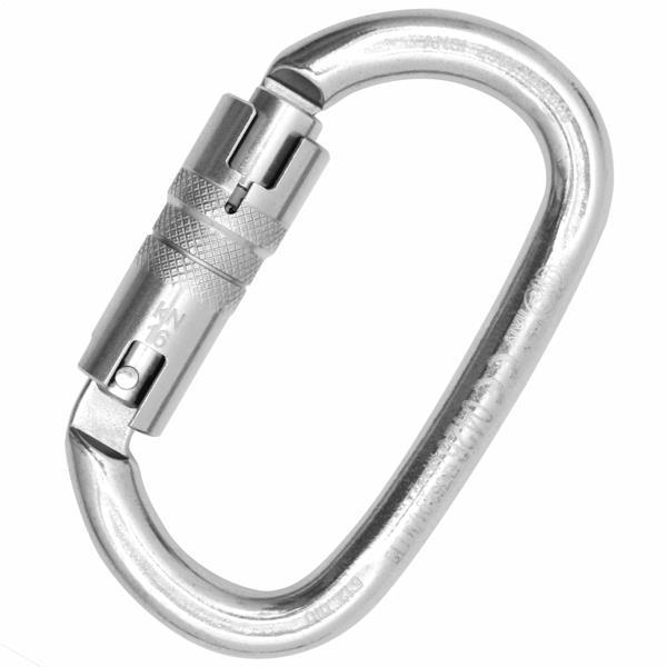 Ovalone Inox Twist Lock ANSI
