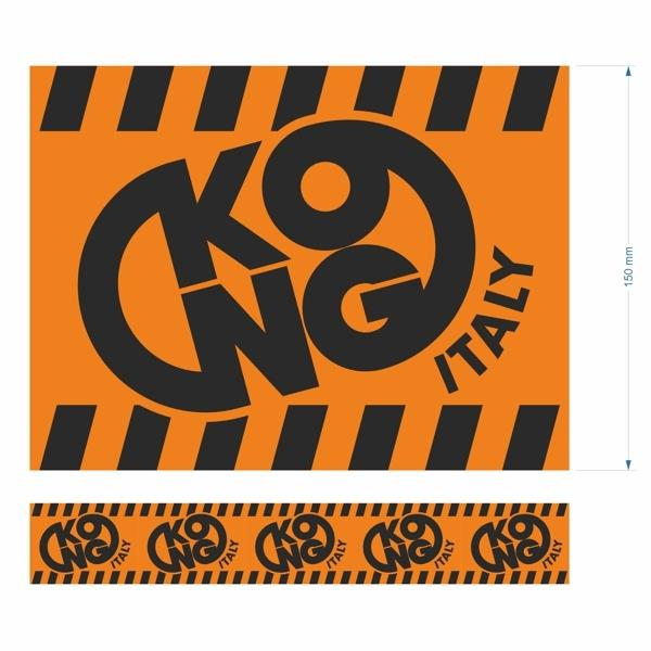 Kong Tape - 2