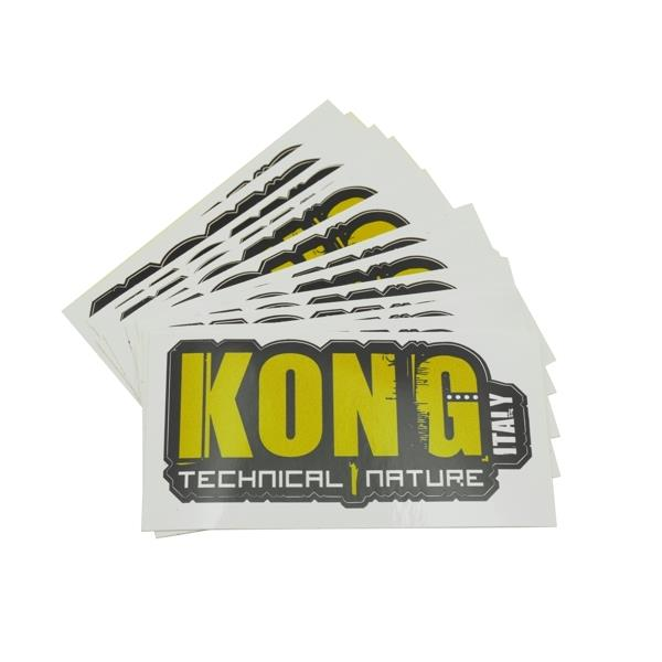 Kong Stickers