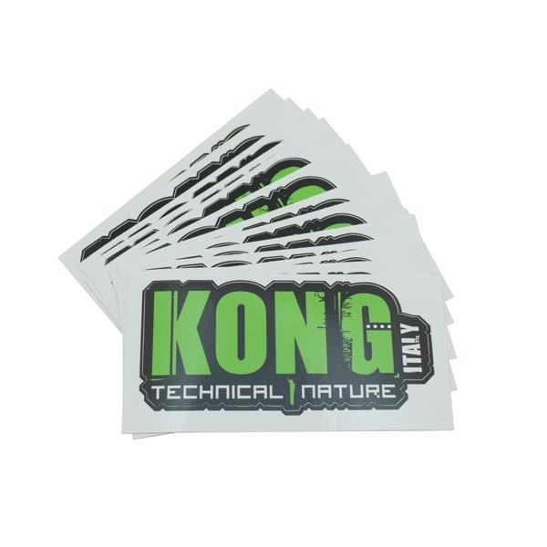 Kong Stickers - 1