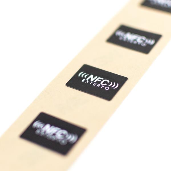 NFC - Stickers For Metal