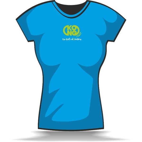 T-Shirt Technical Nature Women